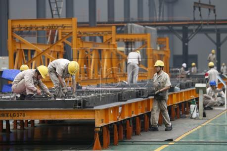 Trung Quốc: Tăng trưởng lợi nhuận của các doanh nghiệp chế tạo chững lại