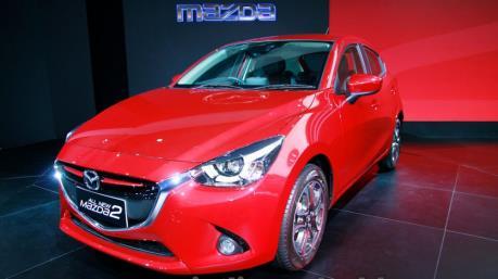THACO triệu hồi gần 5.000 xe Mazda2
