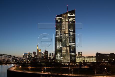 ECB công bố số liệu về tăng trưởng tín dụng tại Eurozone
