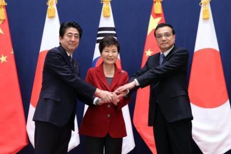 Nhật, Trung, Hàn thúc đẩy hợp tác thương mại