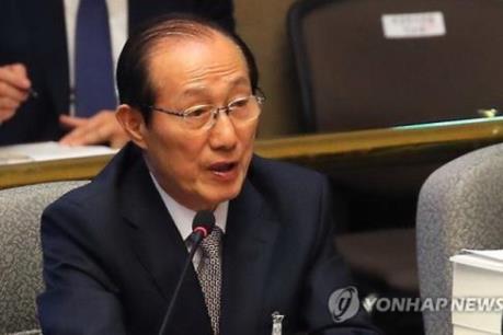 Chánh văn phòng của Tổng thống Hàn Quốc từ chức