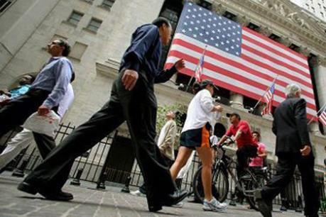 Kinh tế Mỹ quý III tăng trưởng mạnh nhất từ năm 2014