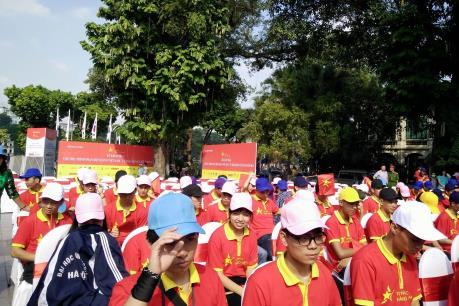 Khai mạc Chương trình Nhận diện hàng Việt Nam-tự hào hàng Việt Nam