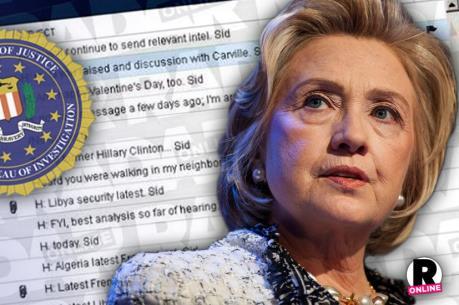 Bà Hillary Clinton tự tin trước cuộc điều tra của FBI