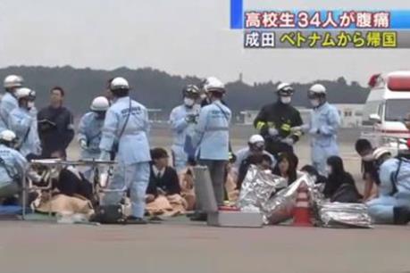 Tổng cục Du lịch thông tin về 34/264 khách Nhật Bản nôn ói sau khi đi du lịch Việt Nam