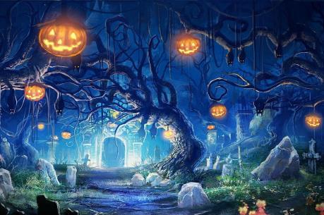Halloween - Đêm kinh hãi thú vị