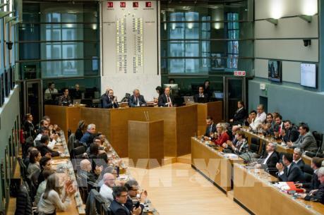 Bỉ chính thức khép lại tranh cãi về CETA