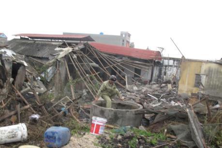 Vụ nổ lò hơi tại Thái Bình: Rà soát các cơ sở sản xuất kinh doanh