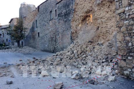 Công dân Việt Nam an toàn sau động đất tại Italy