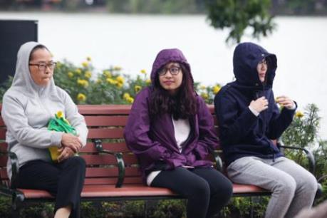 Dự báo thời tiết 9/11: Bắc Bộ tiếp tục mưa, trời rét