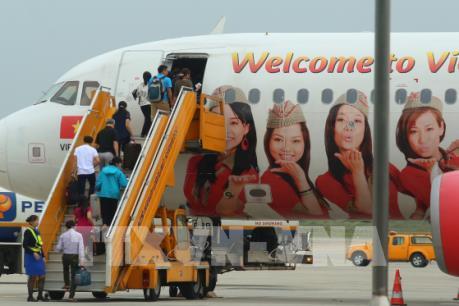Vietjet khai trương đường bay nội địa và quốc tế mới