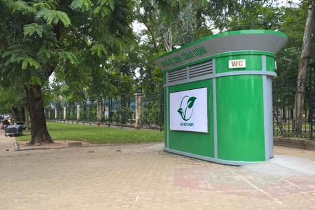 Lấy ý kiến về việc lắp đặt 1.000 nhà vệ sinh công cộng tại Hà Nội