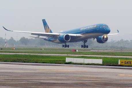 Vietnam Airlines tăng gần 900 chuyến bay cho dịp Tết
