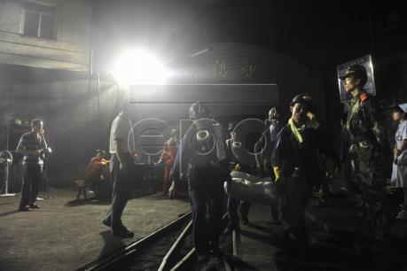 Nổ mỏ than ở Trung Quốc, 33 người mắc kẹt