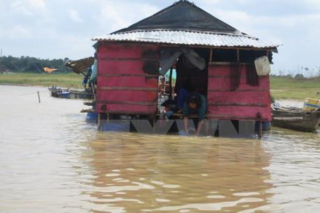 Hồ Dầu Tiếng sẽ tiếp tục xả lũ xuống sông Sài Gòn lưu lượng từ 150m3/s - 200 m3/s