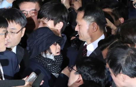Bạn thân của Tổng thống Hàn Quốc bị bắt