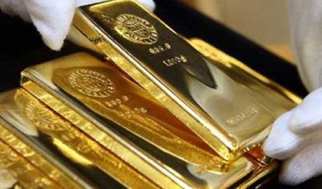 Giá vàng thế giới biến động nhẹ