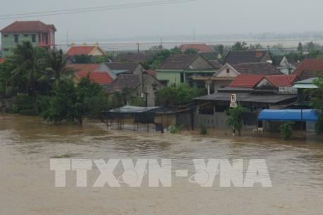 Dự báo thời tiết: Trung Bộ còn có mưa rất to đến ngày 4/11