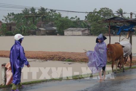 Dự báo thời tiết đêm 4, ngày 5/11: Nam Trung Bộ và Nam Bộ mưa lớn diện rộng