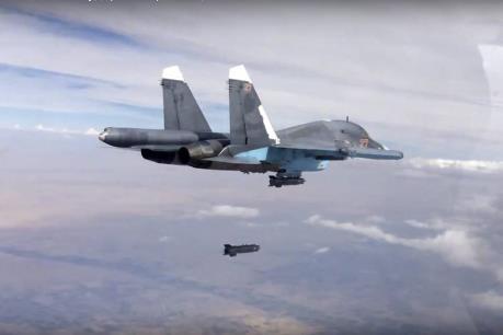Chiến đấu Nga và Mỹ suýt va chạm trên không phận Syria