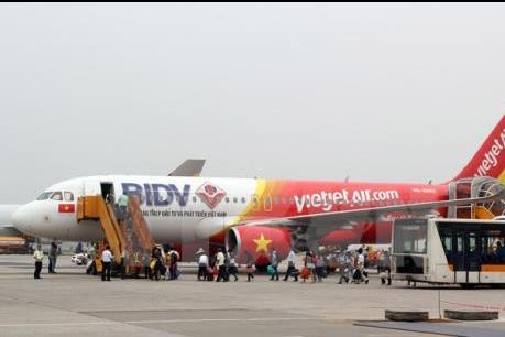 Vietjet Air khai trương đường bay Huế - Hà Nội