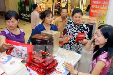 Việt Nam nhập khẩu nhân sâm Hàn Quốc lớn nhất trong ASEAN