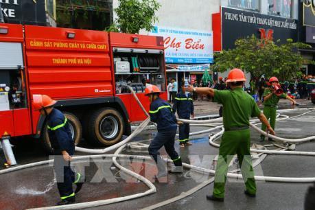 Hà Nội: Phát hiện nhiều tồn tại, thiếu sót về phòng cháy chữa cháy