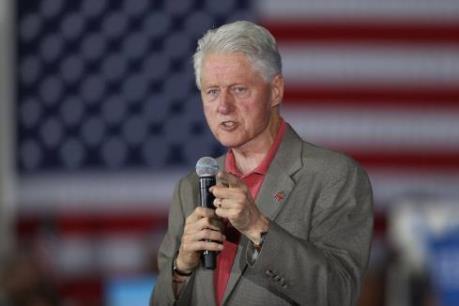 Bầu cử Mỹ 2016: FBI tiết lộ tài liệu mật về cựu Tổng thống Bill Clinton