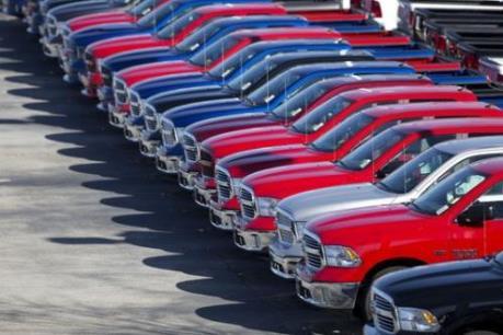 Các hãng sản xuất ô tô tại Mỹ gặp nhiều khó khăn