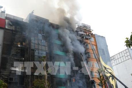 Kỹ năng thoát nạn khi xảy ra cháy, nổ nhất định phải biết