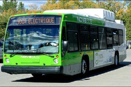 Tp. Hồ Chí Minh thí điểm sử dụng xe buýt điện