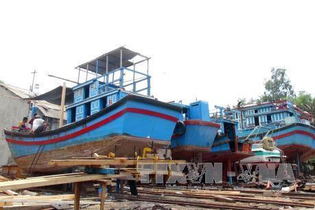 Thí điểm cơ chế hỗ trợ một lần sau đầu tư cho chủ tàu đóng mới tàu