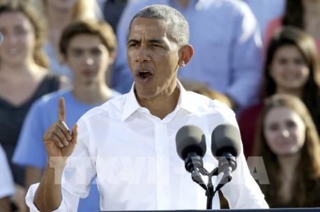 Bầu cử Mỹ 2016: Tổng thống Barack Obama chê trách FBI