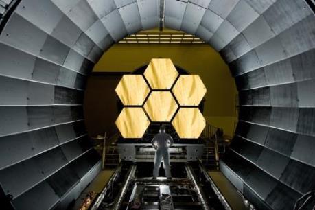 NASA công bố kính viễn vọng không gian thế hệ mới lớn nhất thế giới