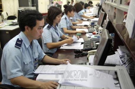 Thuế giá trị gia tăng chiếm phần lớn số thu ngành hải quan