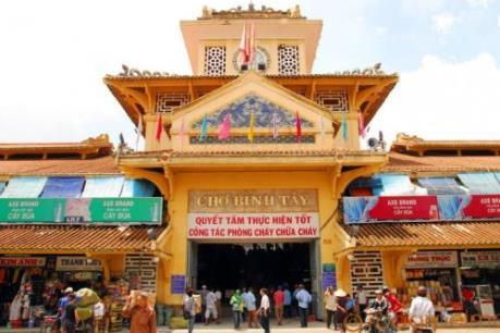 TP.HCM: Chợ Bình Tây tạm ngưng hoạt động từ ngày 15/11