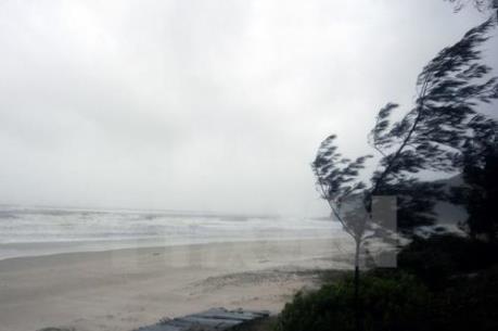 Dự báo thời tiết hôm nay 4/11: Áp thấp nhiệt đới gây gió giật cấp 9