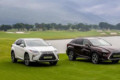 Toyota Việt Nam triệu hồi xe Lexus để thay thế cụm bơm túi khí