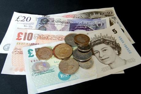 Đồng bảng Anh giữ vững đà tăng