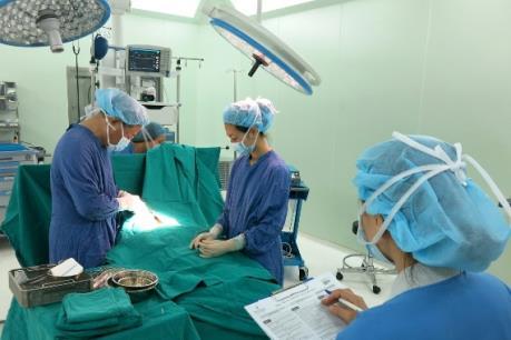 """Vinmec đạt giải thưởng """"Bệnh viện Việt Nam tiến bộ nhất"""""""