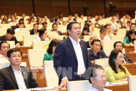 Kỳ họp thứ 2, Quốc hội khóa XIV: Đẩy nhanh tái cơ cấu nông nghiệp