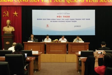 Việt Nam có thể hoàn thiện Bộ Luật Cạnh tranh vào năm 2018