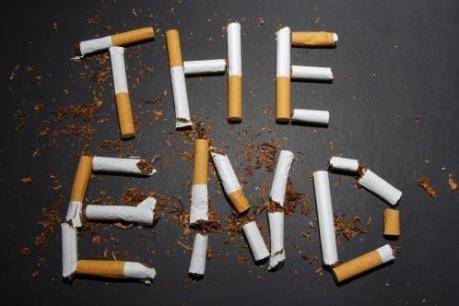 Hút thuốc lá mỗi ngày gây ra 150 đột biến trong tế bào phổi