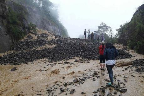 Quảng Bình: Cánh báo tình trạng sạt lở nghiêm trọng sau lũ
