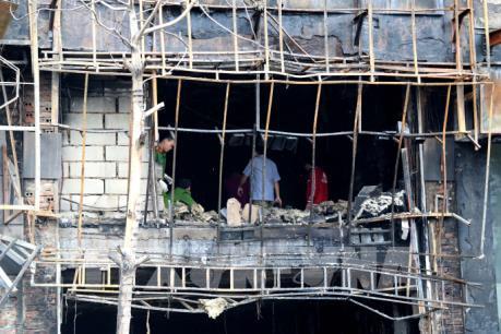 Vụ cháy quán karaoke tại Trần Thái Tông:  Khởi tố bị can 3 đối tượng