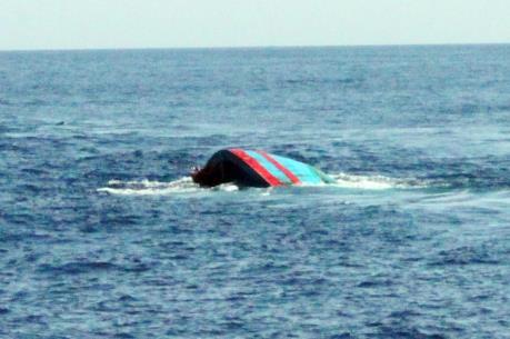 Phú Yên: Đã tìm thấy thi thể ngư dân mất tích
