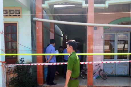 Bắt nghi phạm vụ trọng án tại xã Vân Hòa, Ba Vì, Hà Nội