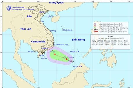Dự báo thời tiết đêm 5, ngày 6/11: Áp thấp nhiệt đới suy yếu, lũ vẫn ở mức cao