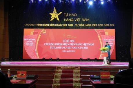 Hàng Việt chiếm đa số thị phần kênh phân phối tại Việt Nam