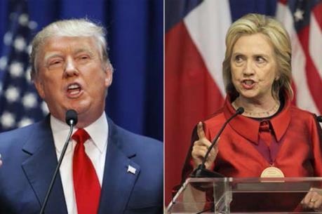 Bầu cử Mỹ 2016: Các ứng cử viên nỗ lực vận động giờ chót